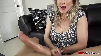 British group blowjob xxx The Suspended Step Moms