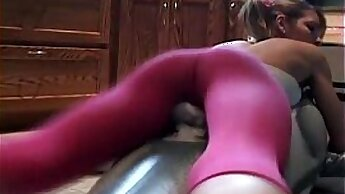Ass Traffic Fingers Eyes And Mouth Strap Job