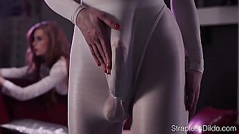 Carmen Chase and Stephanie Benz in Guys Domination