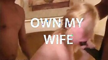 Bisexual Married Guy & White Slut Whit