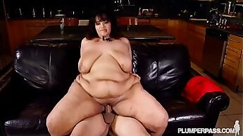 Busty Latina Gets A Boobjob From A BF
