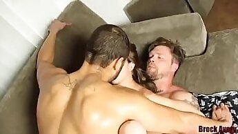 Aria Angel Stern is a Bisexual Threesome hottie