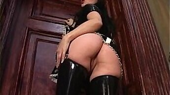 Crazy Latex Fill Her One Hole