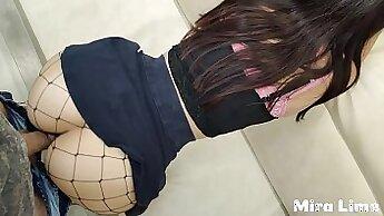Bad schoolgirl banged for not smart tasting her teachers panties