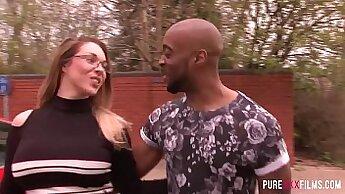 BBC Helps Crush White Sluts In Wild