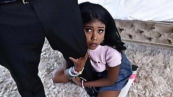 cute african in my men playmate masturbation blind