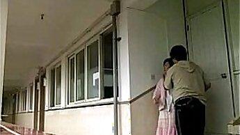 Chinese school teacher grindent so f gonna gekeung