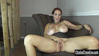 Charlee Chase and Annalisa Georgini are hawt gals who get a dude to eat pussy