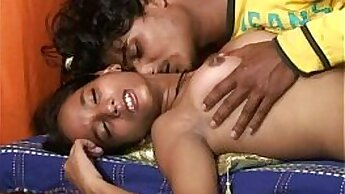 Brief Anal Pleasure Of Hot Indian For Loanman
