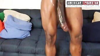 Brynn Tyler wants to taste the meat of the throbbing monster