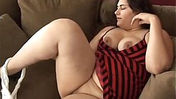 Big booty bbw gets her pussy fucked