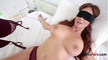 Cock Sucking Mom Masturbates - HardLine