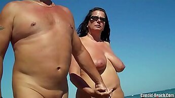 British MILF Face Fuck And Swollen Pussy Public Dog